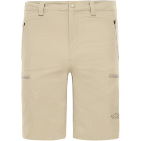 The North Face Exploration Pantalones cortos Normal Hombre, dune beige